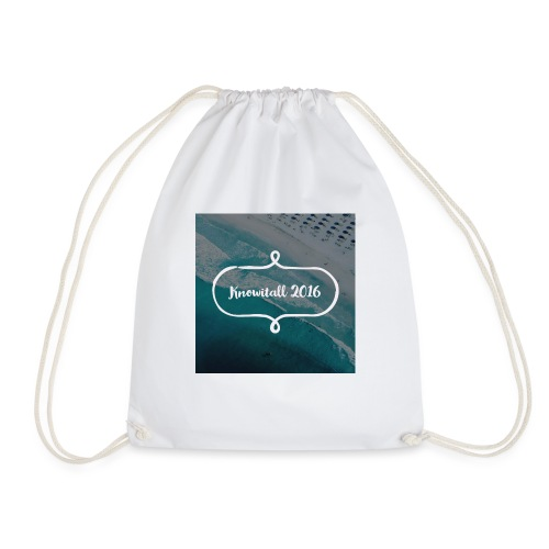 Knowitall 2016 - Drawstring Bag