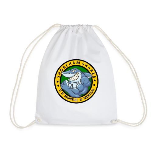 Shoreham Sharks - Drawstring Bag