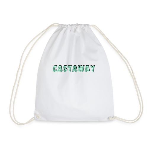 WAVES - Drawstring Bag