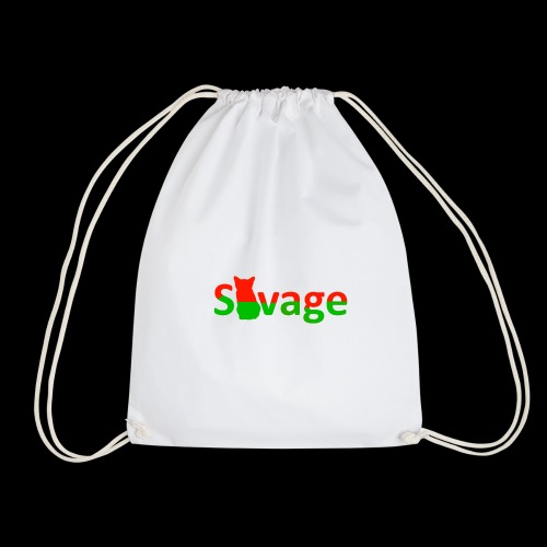 Savage Christmas Edition - Drawstring Bag