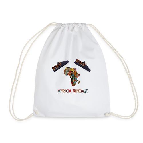 Africa Vntage Authentique - Sac de sport léger