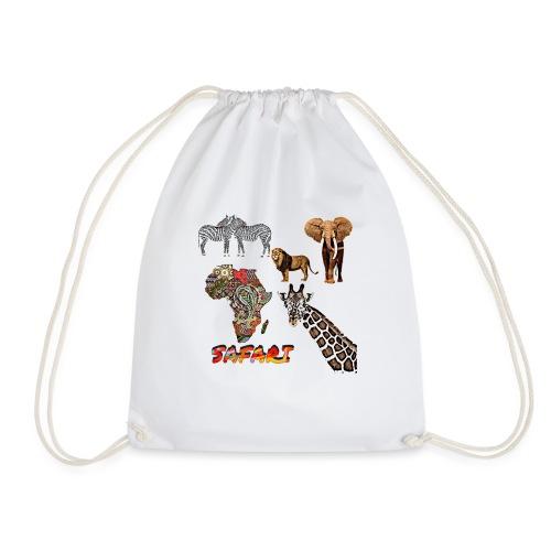 Safari africain - Sac de sport léger