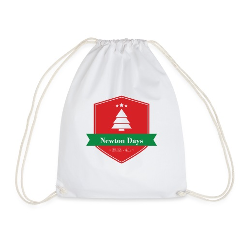 Newton Days - Drawstring Bag