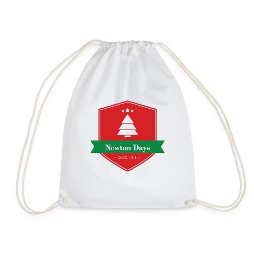 Newton Days - Drawstring Bag