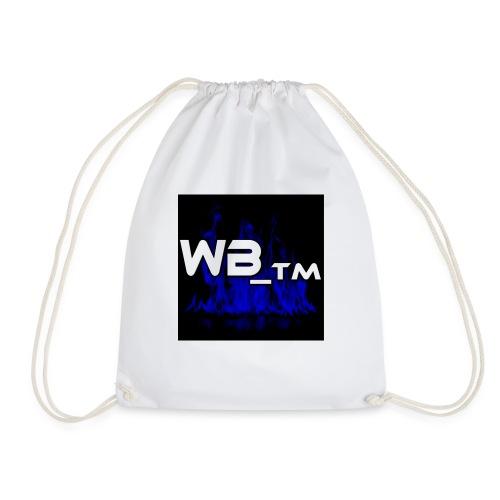 WB TM LOGO - Drawstring Bag