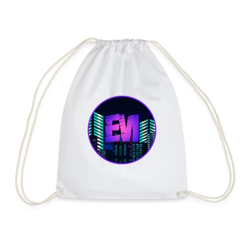 EVI Logo - Drawstring Bag
