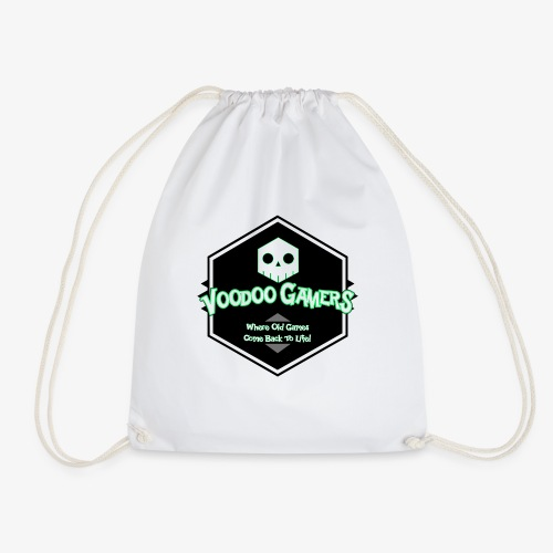 Show your Voodoo Gaming Retro Love! - Drawstring Bag