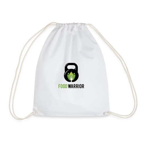 FoodWarrior Official Logo - Sac de sport léger