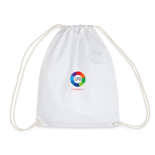New LFG Tekkers Logo - Drawstring Bag