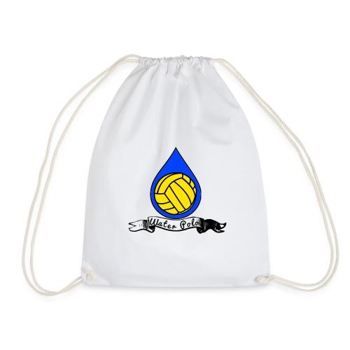 Witziges Wasserball T-Shirt für Fans - Turnbeutel