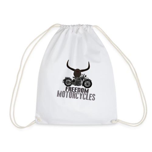 FREEDOM MOTORCYCLES - Mochila saco