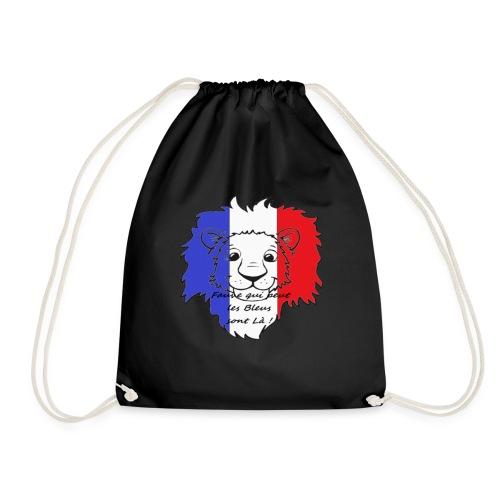 Lion supporter France - Sac de sport léger