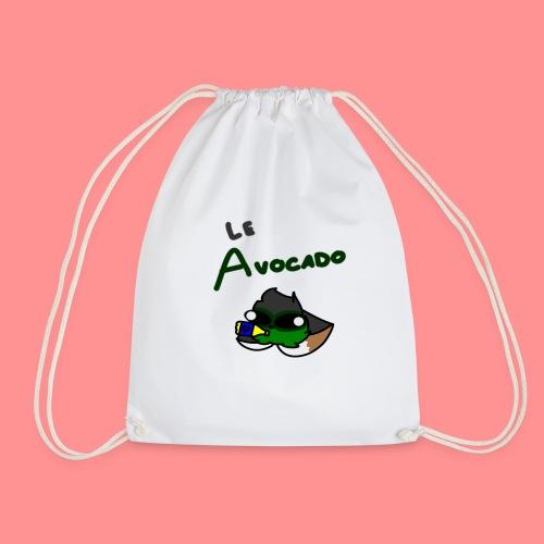 Le Avocado - Drawstring Bag