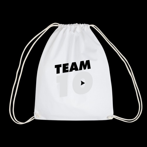 Team10 logo - Drawstring Bag