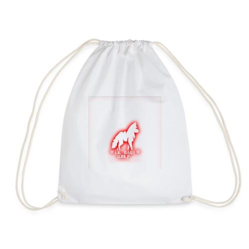 lil merch - Drawstring Bag