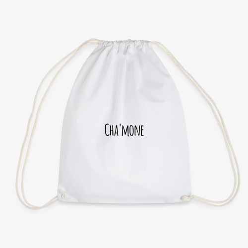 Cha'mone - Drawstring Bag