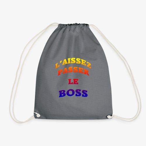 Le Boss - Sac de sport léger