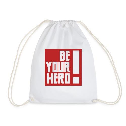 BE YOUR HERO Red - Sac de sport léger