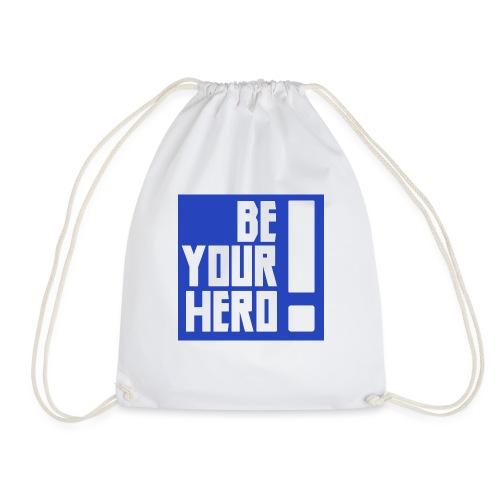 Sois ton héros bleu - Sac de sport léger