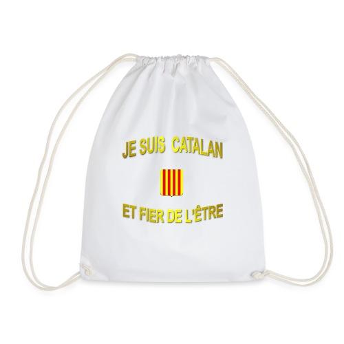Tee-Shirt supporter du pays CATALAN - Sac de sport léger