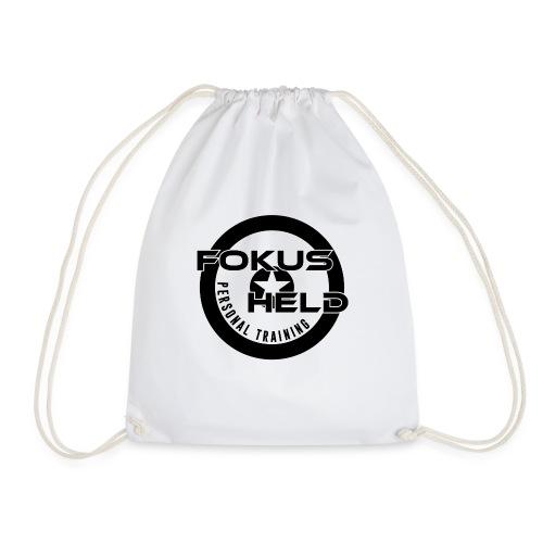 black&white FOKUS HELD - Turnbeutel