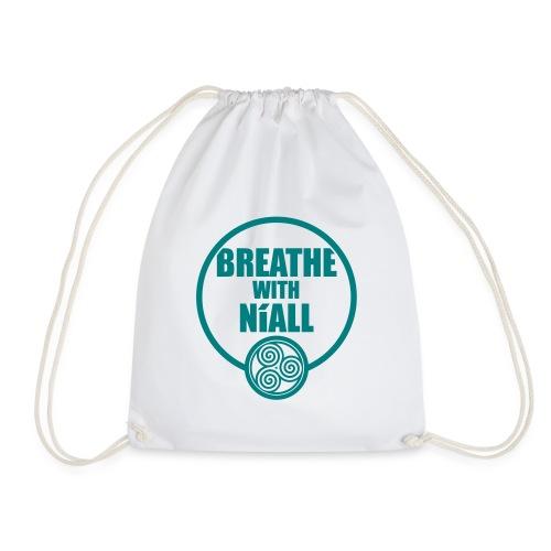 Breath with Niall Tshirt - Drawstring Bag