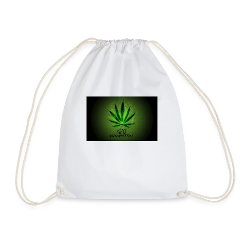 420 hash logo - Sportstaske
