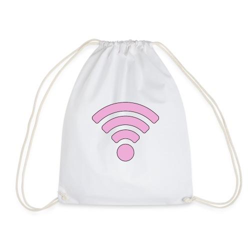 wifi t-shirt - Gymnastikpåse