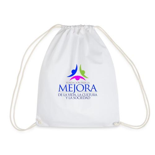 Logo Fundacion Mejora - Mochila saco