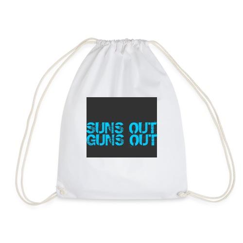Felpa suns out guns out - Sacca sportiva