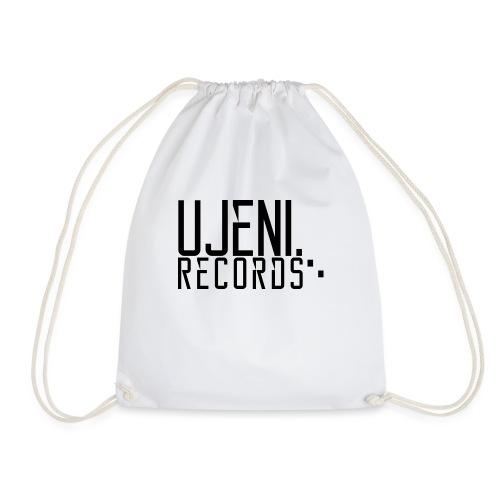 Ujeni Records logo - Drawstring Bag