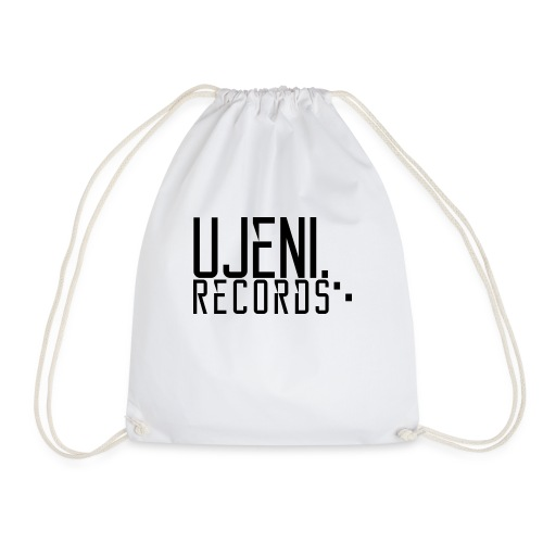 Ujeni Records logo - Drawstring Bag