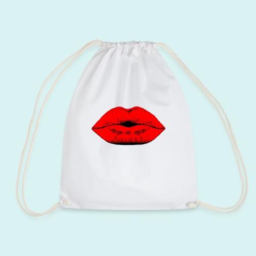 Lèvres - Sac de sport léger