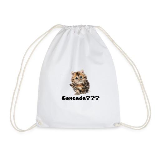 Concede kitty - Gymbag