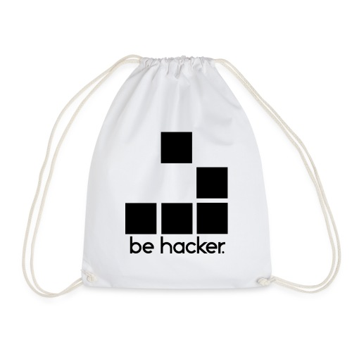 be_hacker-png - Sacca sportiva