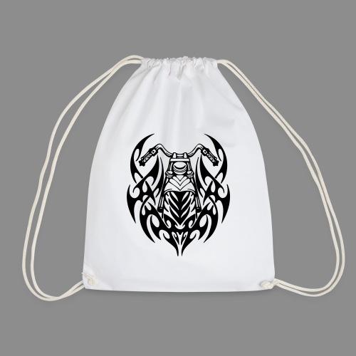 Moto Tribal - Mochila saco