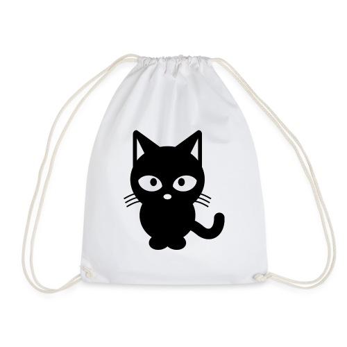 Styled Black Cat - Sac de sport léger