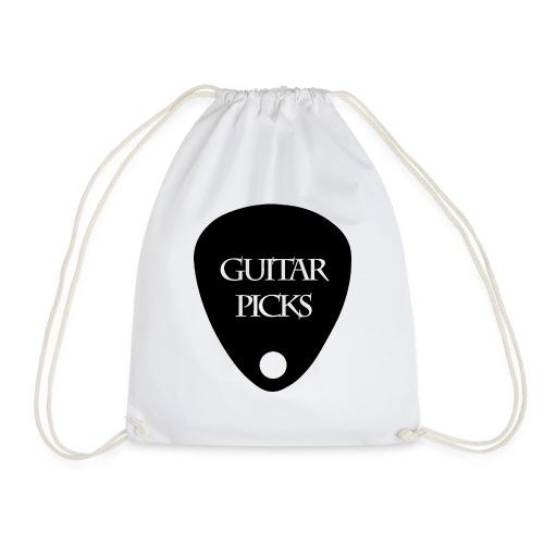 The Guitar Picks - Turnbeutel