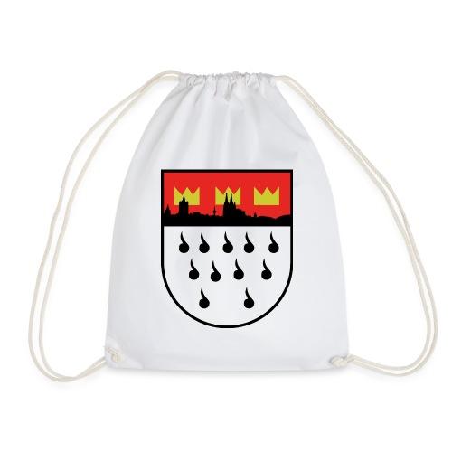 Köln Wappen Modern - Turnbeutel