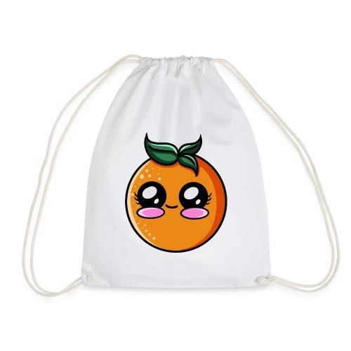 Orange Kawaii - Sac de sport léger