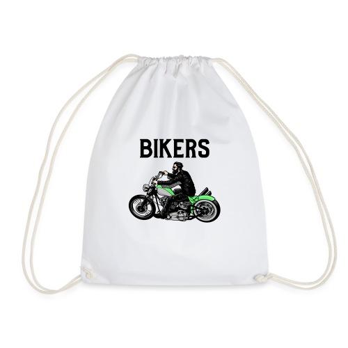 Green bikers - Sac de sport léger