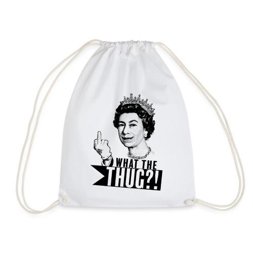 Elizabeth, queen of thug - Sac de sport léger