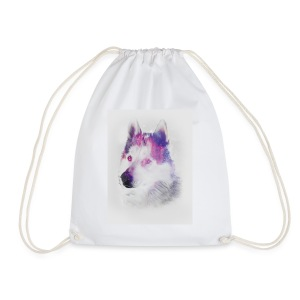 Pies husky - Worek gimnastyczny