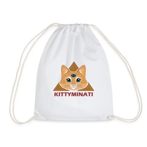 Kittyminati - Turnbeutel