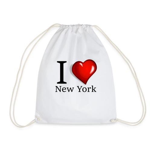 New York Love - Turnbeutel
