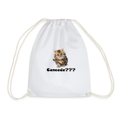 Concede kitty - Gymbag