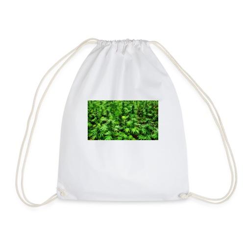Weed products - Drawstring Bag