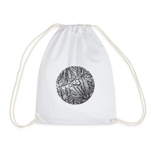Tee Tree Mind Map - Drawstring Bag