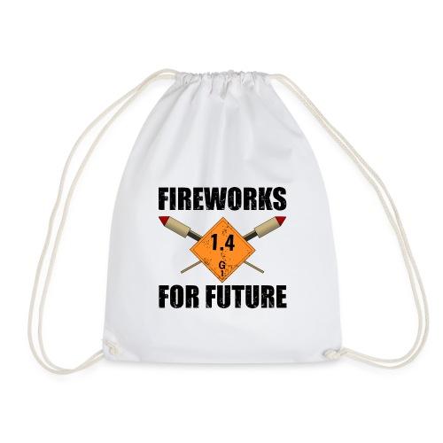 Fireworks for Future Pyro - Turnbeutel
