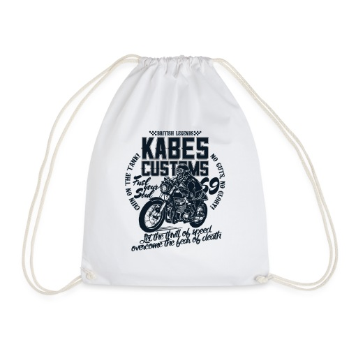 Fuel your Soul - Drawstring Bag
